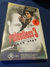 Relentless 3 - VHS