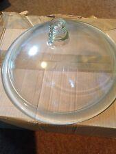 Cubierta para patrón de vidrio borosilicato Desecador de vacío diámetro 250mm - 2121/A25