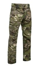 New Under Armour UA Mid Season Camo Wool Cold Gear Hunting Pants 1297442 44x34