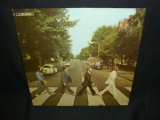 LP: The Beatles - Abbey Road - Apple made in France (misprint) incl.Her Majesty