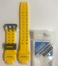 CASIO   Original  G-Shock  Band  GA-1000-9B  GA-1000-9   Yellow Strap  GA1000