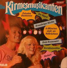 "Die Kirmesmusikanten - Kreuzberger Nächte 7 "" Single G 166"