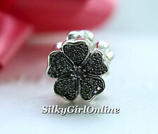 NEW! AUTHENTIC PANDORA CHARM SPARKLING APPLE BLOSSOM #791831NBP