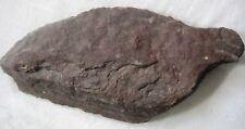 00006000 3 pds Natural Slate Rock Mountain Aquarium or paperweight has felt bottom.