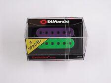 DiMarzio F-spaced Evolution Bridge Humbucker Green/Purple DP 159