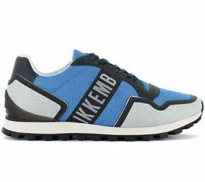 Bikkembergs FENDER 2084 Men's Sneaker BKE109287 Leisure Shoes Sneakers New