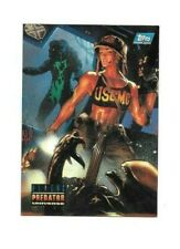 1993 ALIENS PREDATOR UNIVERSE PREMIUM P2 PROMO CARD FREE SHIPPING