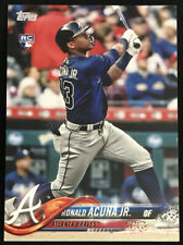 2018 Topps Update Series #US250 Ronald Acuna Jr RC Braves Rookie