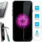 3X Premium 9H Tempered Glass Screen Protector Guard Shield For iPhone 7 8 X Plus