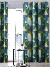 NEXT Contemporary 100% Cotton Curtains & Pelmets