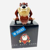 RARE Vintage 1998 TASMANIAN DEVIL WALL HOOK Looney Tunes TAZ WBS Store