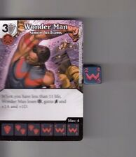 DICE MASTERS AGE OF ULTRON COMMON #74 WONDER MAN SIMON WILLIAMS CARD WITH DICE