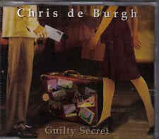 Chris De Burgh-Guilty Secret Promo cd single