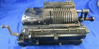 Alte Rechenmaschine / Calculator Triumphator C2 30er Jahre