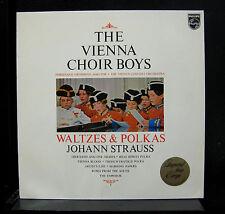 The Vienna Choir Boys - Waltzes & Polkas LP Mint- 6500 302 Holland Stereo 1962