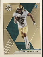 2020 Mosaic LAVISKA SHENAULT JR. RC RARE Rookie Photo VARIATION Prizm #217