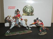 KING AND COUNTRY NA211 GORDONS AND GREYS TO THE FRONT TOY SOLDIER FIGURE SET