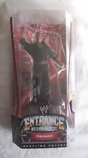 WWF Entrance Greats The Rock Action Figure With Stand From Mattel 2010  NEW t843