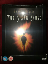 THE SIXTH SENSE Limited Steelbook Edition U.K New and Sealed