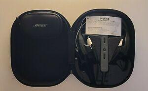 Bose ProFlight Series 2 Aviation Headset With Bluetooth - Dual GA Plug