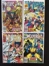4 Issue Lot - Wolverine 49, 55, 56, 58 X-Men