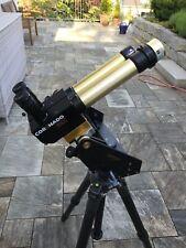 Space Instruments Doppelbefestigung für zwei Coronado PST Sonnenteleskope, Bino