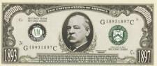 Bankbiljet billet Amerikaanse presidenten - 24 - Grover Cleveland 1893/1897