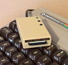Beige SD2IEC COMMODORE 1541 Disk Drive emulazione SD CARD READER Vic20 C128 C64