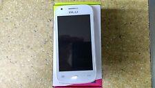 BLU Dash JR W D140 - White (Unlocked) Smartphone