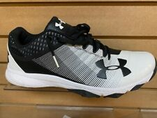 UnderArmour Yard Low Trainer Shoes (3000356)-Black/ White