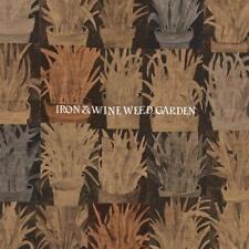 Iron & Wine - Weed Garden ORANGE COLOURED vinyl LP PRE-SALE 31/08 LOSER EDITION