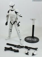 Sideshow: Republic Clone Trooper Phase I Armor 1/6 Scale Figures New Vintage