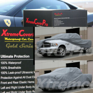 2016 2017 2018 Dodge RAM 2500 3500 CREW CAB 6.4FT BOX WATERPROOF TRUCK COVER