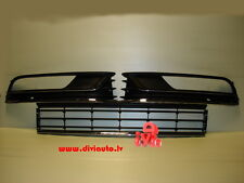 VW PASSAT B7 2011 - 2014 FRONT BUMPER GRILLE L+R+Middle with 2 chrome stripe