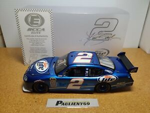 2009 Kurt Busch #2 Miller Lite Penske Racing 1:24 NASCAR Action/RCCA Elite MIB