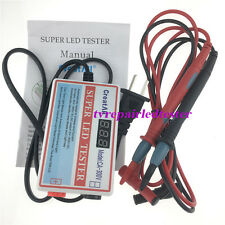 0-300V Output LED TV Backlight Tester Tool LED Bead Detect Tool for TV Repair