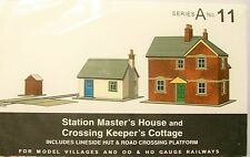 SQ11  SUPERQUICK STATION MASTERS HOUSE AND CROSSING KEEPERS COTTAGE   A11