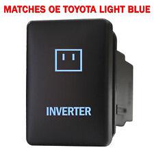 Push switch 968NB 12volt For Toyota OEM INVERTER Tacoma LED NEW BLUE