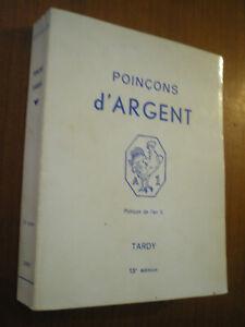 POINCONS d'ARGENT - TARDY - 13ème édition 1980