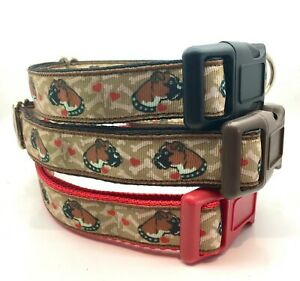 Boxer Dog Collar Large High Quality Adjustable