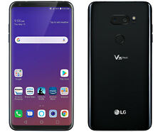 LG V35 ThinQ 64GB Black GSM Unlocked for AT&T, T-Mobile, MetroPCS, Cricket +MORE