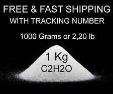 oxalic acid 1000 grams 1 kg 2,20 lb C2H2O textile leather marble wood industry