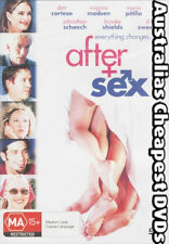 After Sex DVD NEW, FREE POSTAGE WITHIN AUSTRALIA REGION ALL