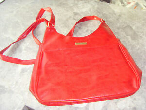 Damenhandtasche in rot von Eternal love