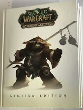 World of Warcraft Mists of Pandaria Limited Edition Strategy Guide Book