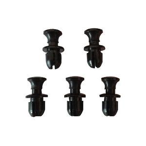 Honda CBR1100 XX Blackbird 97-08 Fairing Plastic Rivets 8mm OEM Quality
