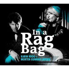 Karin Krog & Morten Gunnar Larsen : In a Rag Bag CD (2012) ***NEW***