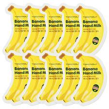 Tonymoly Big Sale Magic Food Banana Hand Milk Sample 10pcs Free Sample Gift