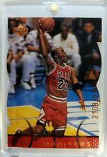Rare: 1998 98 Upper Deck MJX Michael Jordan MJ Timepieces #90 #'d of 2300 Bulls