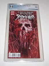 Avenging Spiderman #6 - Marco Checchetto 1:15 variant cover - PGX NM/MT 9.8